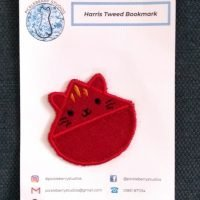 harris-tweed-bookmark